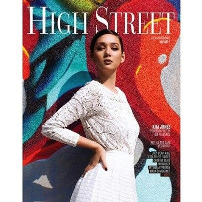Kim Jones for High Street Magazine, July 2015