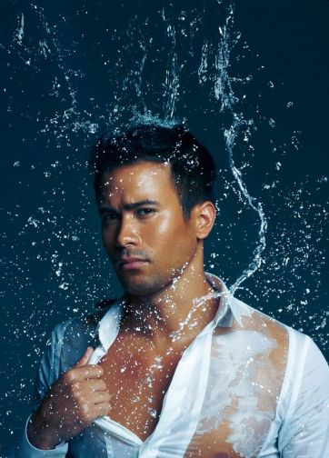 Sam Milby for Philippine Star SUPREME, March 15, 2014 Photo by BJ Pascual