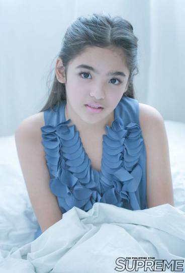 Andrea Brillantes for Philippine Star SUPREME, December 7, 2013 Photo by Rxandy Capinpin