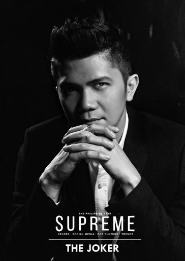 Alleged rapist, Vhong Navarro for Philippine Star SUPREME, April 26, 2014 *A heavily censored interview Photo by MJ Suayan