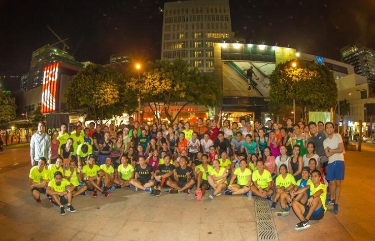 Nike+ Run Club MNL - 1